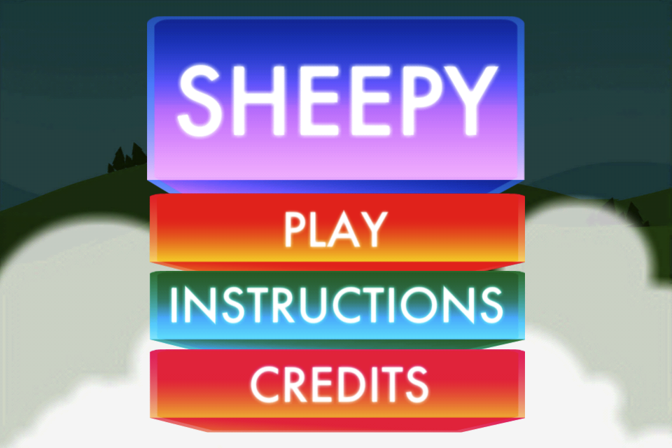 Sheepy Main Menu
